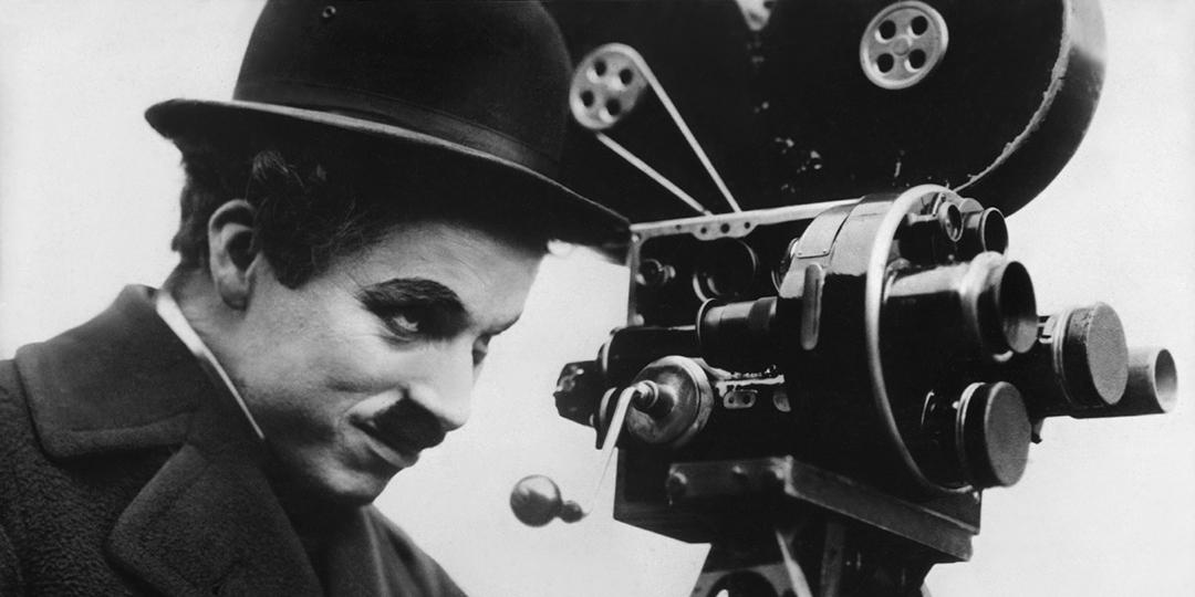 #1 Charlie Chaplin